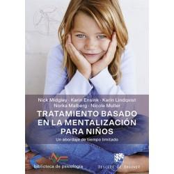 Tratamiento basado en la mentalización para niños