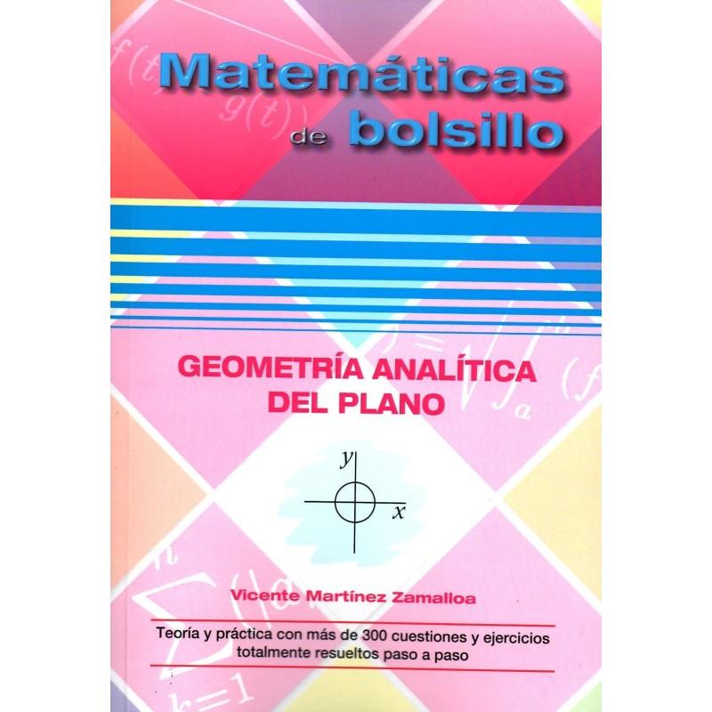 Geometría analítica del plano