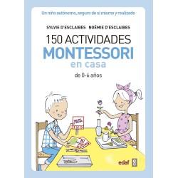 150 actividades Montessori en casa