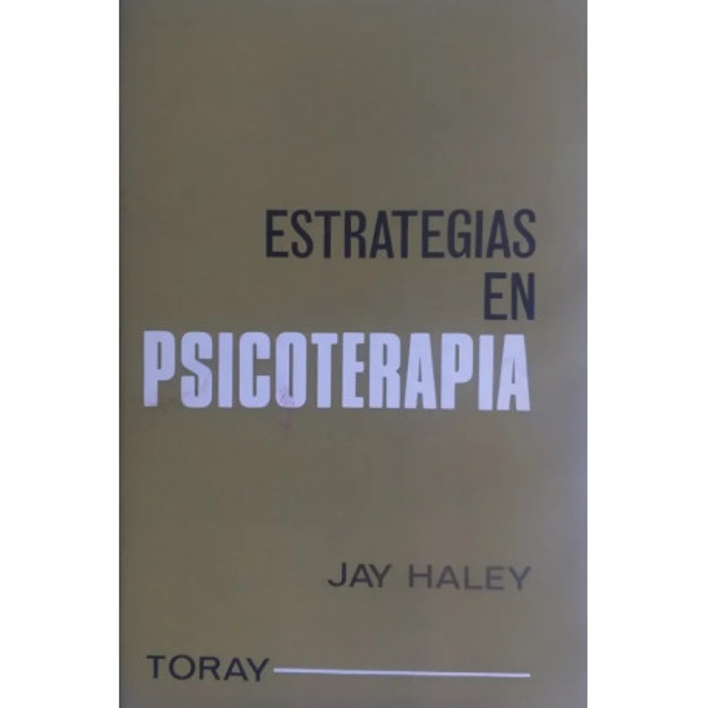 Estrategias en psicoterapia