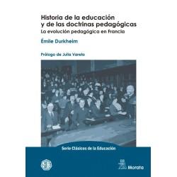 Historia de la educación y de las doctrinas pedagógicas
