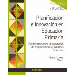 Planificación e innovación educativa en Educación Primaria