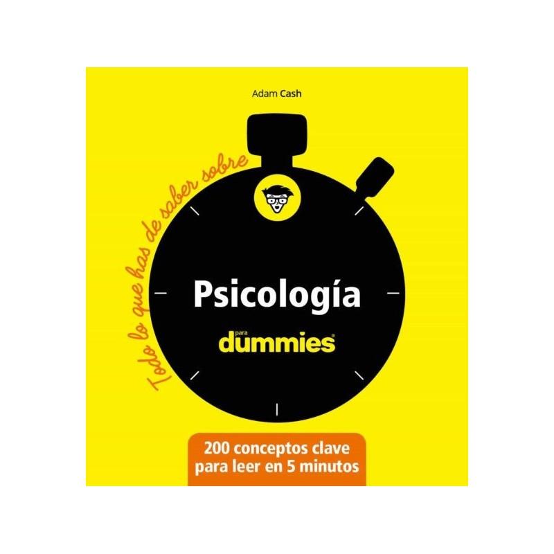 Todo lo que has de saber sobre psicología