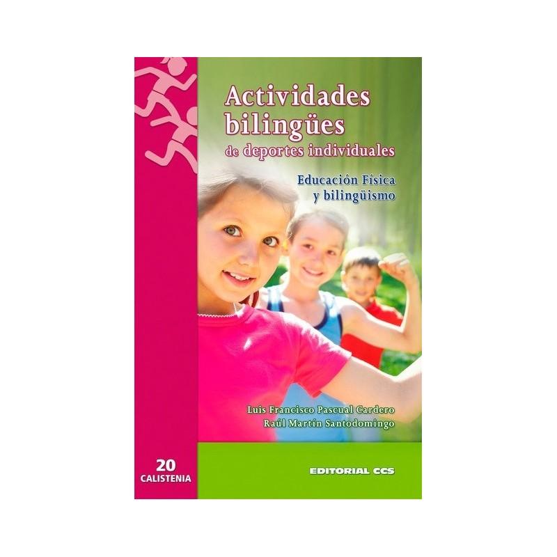 Actividades bilingües de deportes individuales