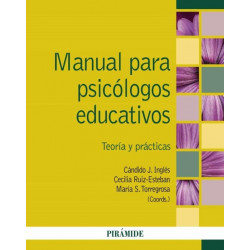 Manual para psicólogos educativos