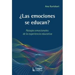 ¿Las emociones se educan?