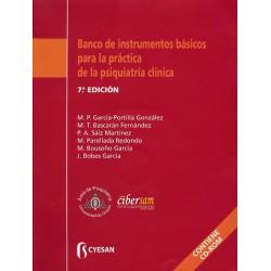 Banco de instrumentos básicos para la práctica de la psiquiatría clínica