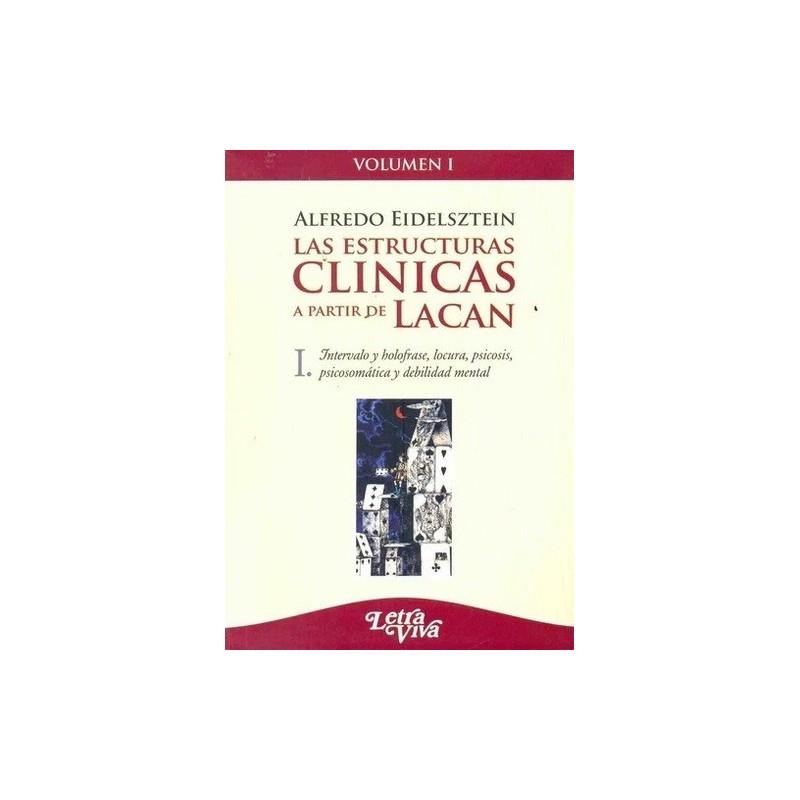 Las estructuras clínicas a partir de Lacan