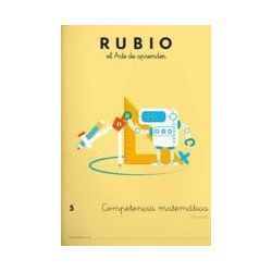 Rubio. Competencia matemática 5