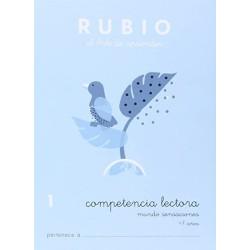 Rubio. Competencia lectora 1