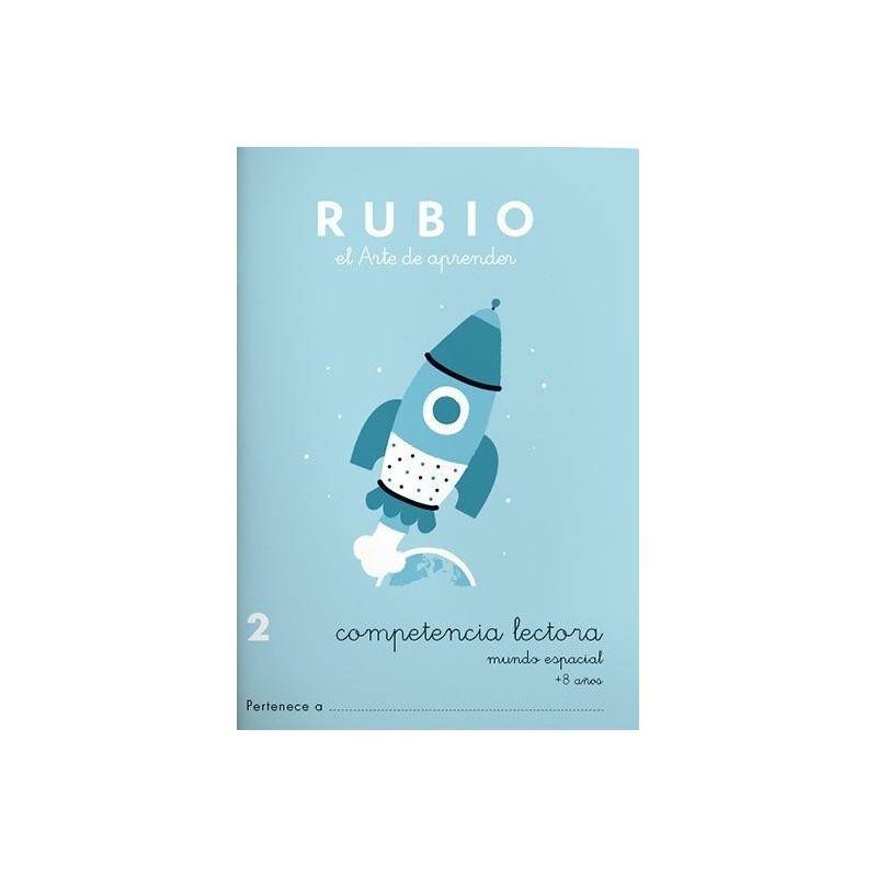 Rubio. Competencia lectora 2