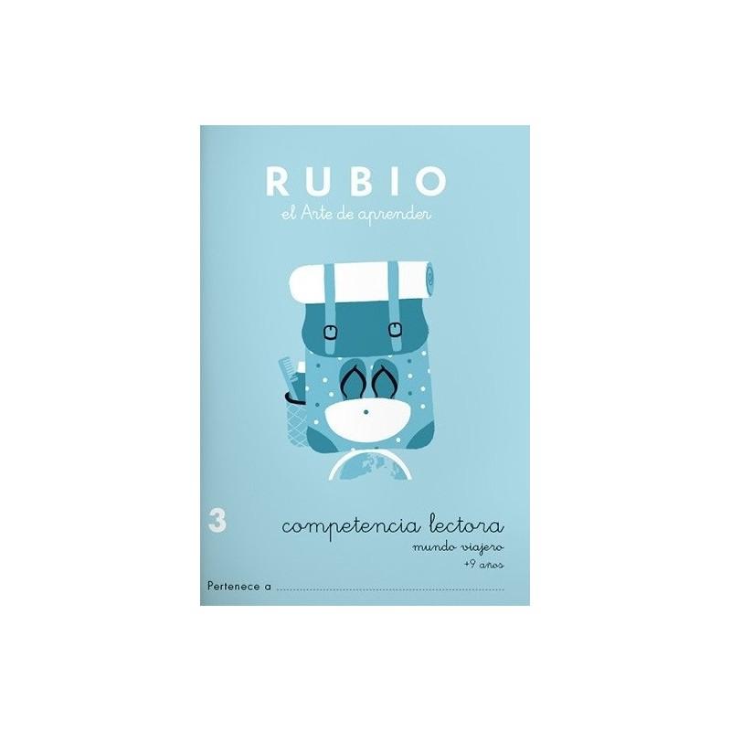 Rubio. Competencia lectora 3