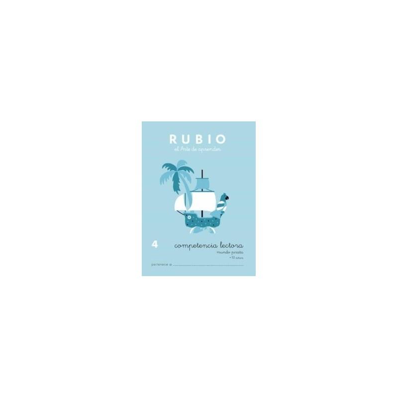 Rubio. Competencia lectora 4