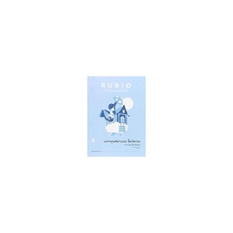 Rubio. Competencia lectora 5