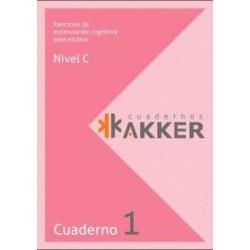 Cuaderno Akker. Nivel C. Cuaderno 1