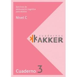 Cuaderno Akker. Nivel C. Cuaderno 3
